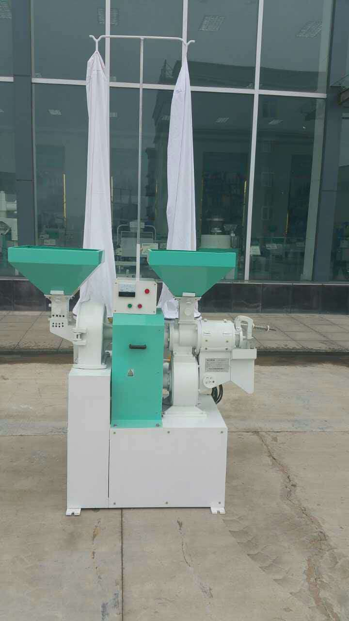 FTPZ-836 Hot sale Corn Peeling and Milling Unit Pricee