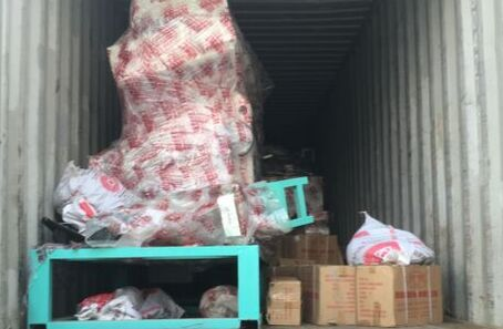 Corn Grits and Flour Machines Delivery to Venezuela